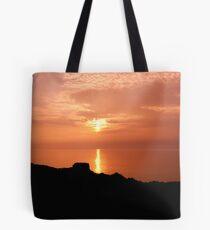 Peel Sunset 2 Tote Bag