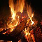 Camp Fire by trishringe