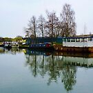 River Ouse, Ely by artfulvistas