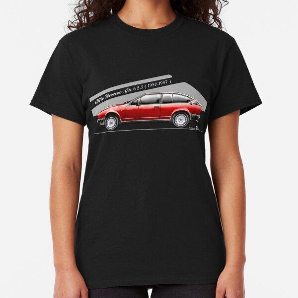 Multiple Colors and Sizes Alfa Romeo Giulietta Spider Veloce T-Shirt for Men