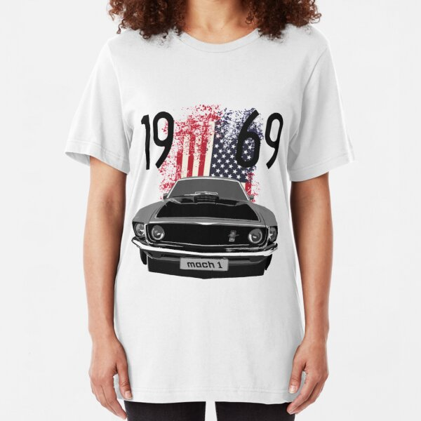 Hooded 1968 Muscle Car Sweatshirt All Colors Mustang 68 Script /& Tail HOODIE