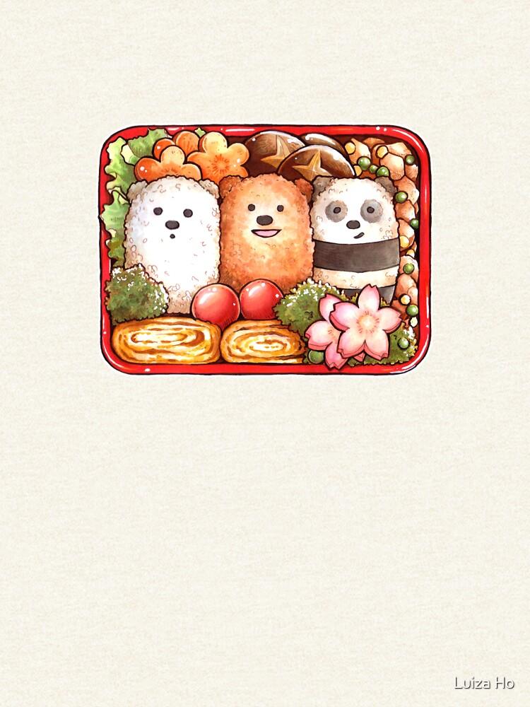 Bento Bears by teapotsandhats