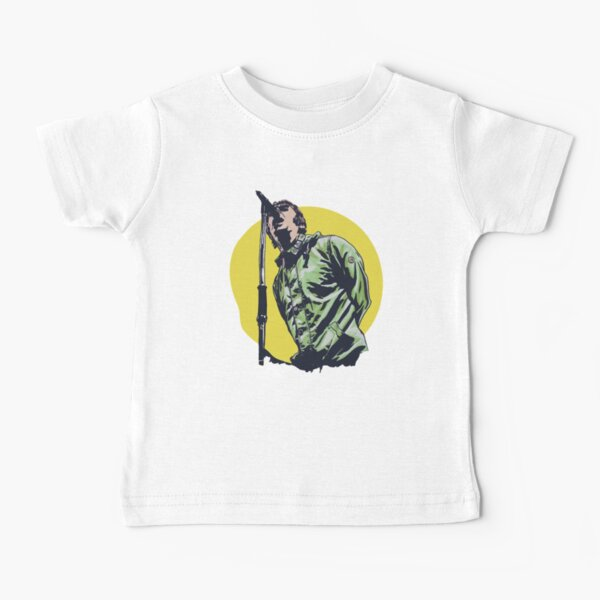 Liam Supersonic Baby T-Shirt