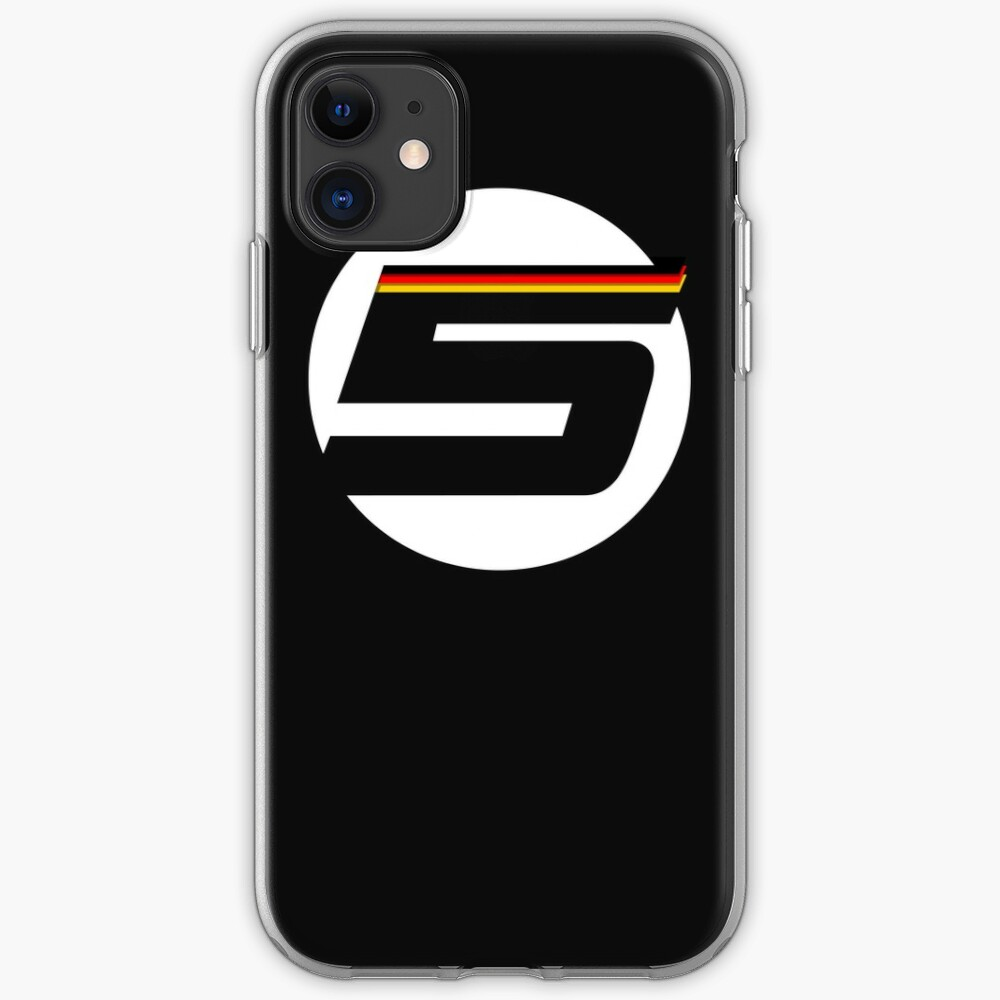 German '5' logo - small iPhone Case & Cover