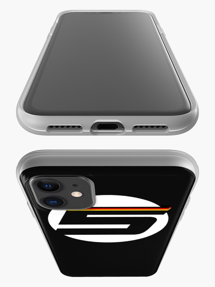 Alternate view of German '5' logo - small iPhone Case & Cover