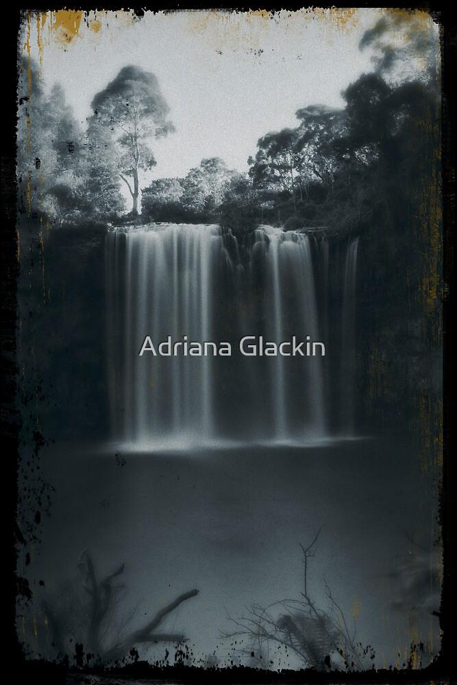Vintage Dangar Falls, Dorrigo - I by Adriana Glackin