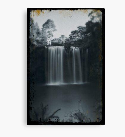 Vintage Dangar Falls, Dorrigo - I Canvas Print
