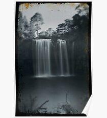 Vintage Dangar Falls, Dorrigo - I Poster