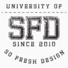 SoFresh Design - University of SoFresh by SoFreshDesign