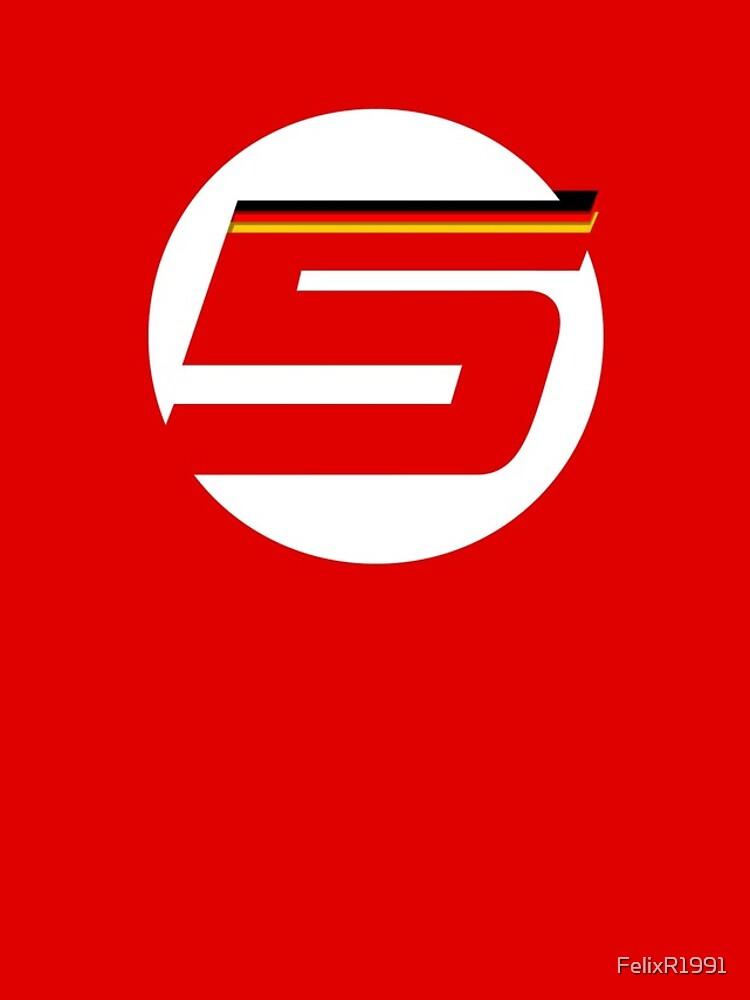 German '5' Logo - Big by FelixR1991