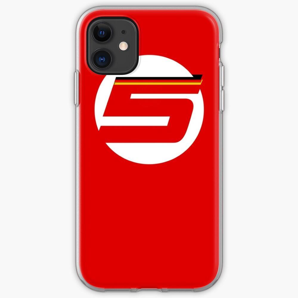 German '5' Logo - Big iPhone Case & Cover