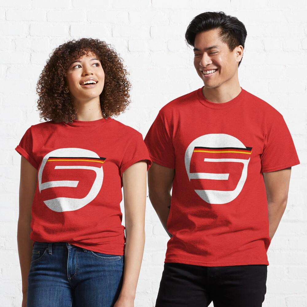 German '5' Logo - Big Classic T-Shirt