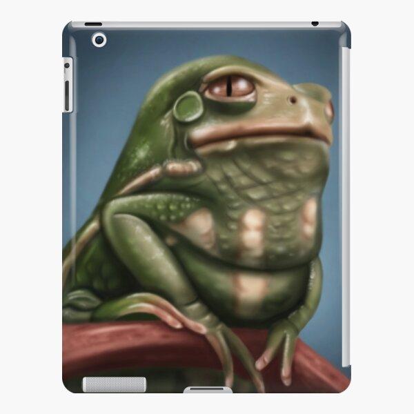 Grumpy Frog iPad Snap Case