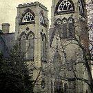 Old Gothic church ©  by Dawn Becker
