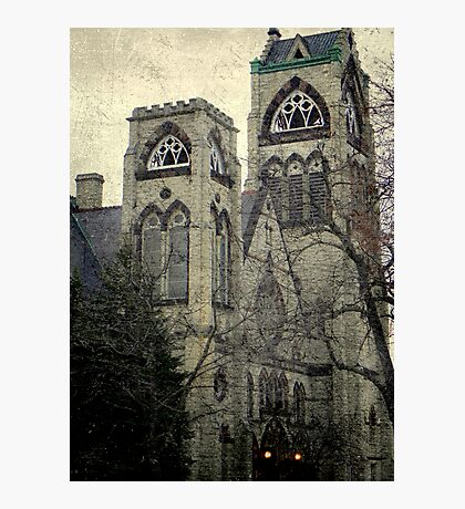 Old Gothic church ©  Photographic Print