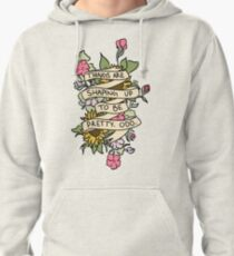"""Things Are Shaping Up To Be Pretty. Odd."" Pullover Hoodie"