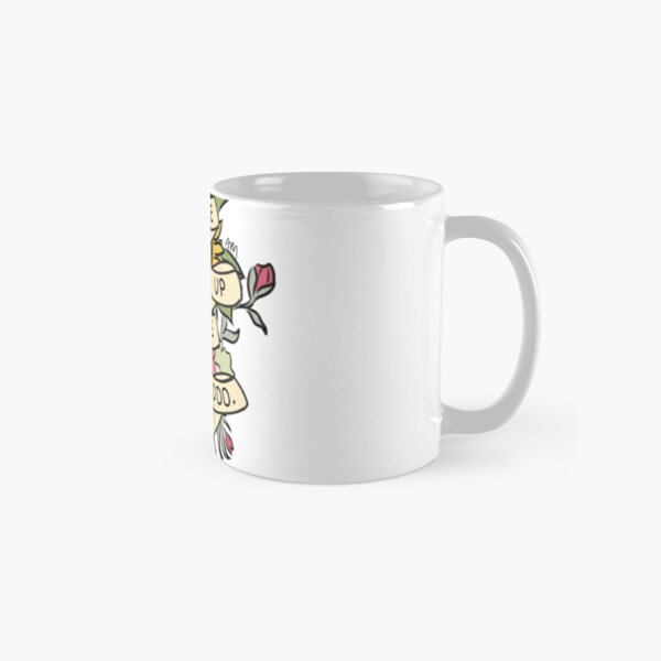 """Things Are Shaping Up To Be Pretty. Odd."" Classic Mug"