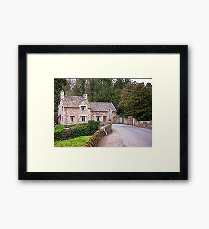 Westgate Cottage Framed Print