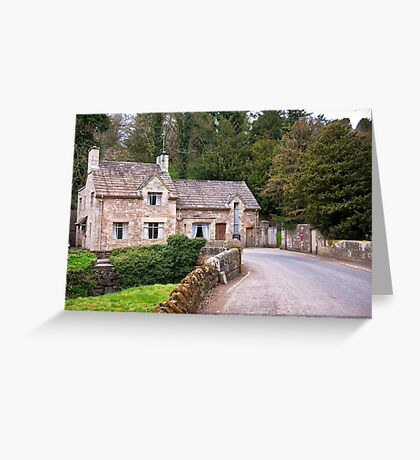 Westgate Cottage Greeting Card