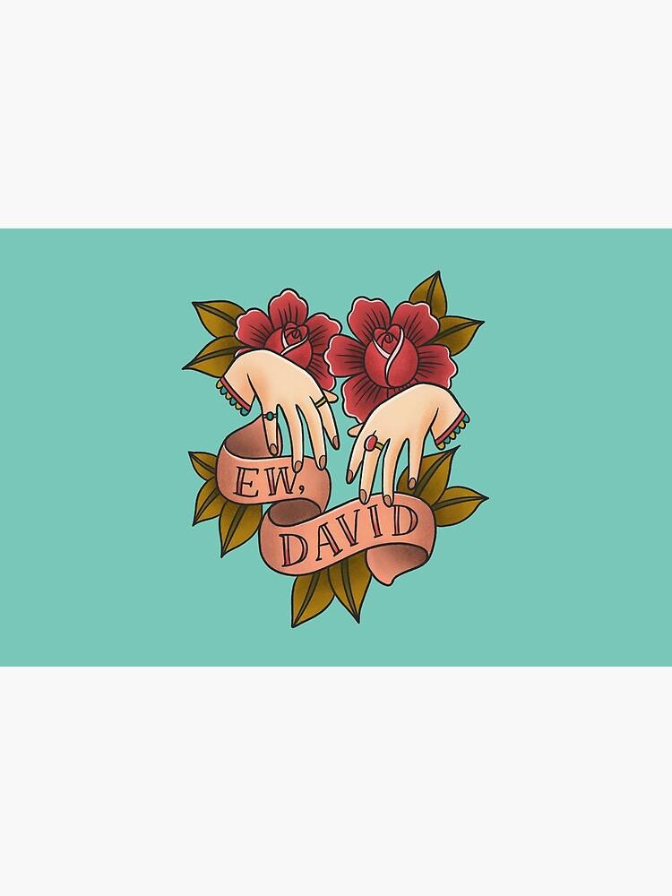 Ew David - Schitt's Creek - Alexis Rose by hellodarlin