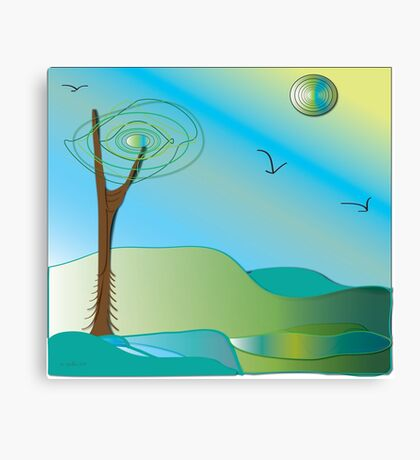 Restful.... Canvas Print
