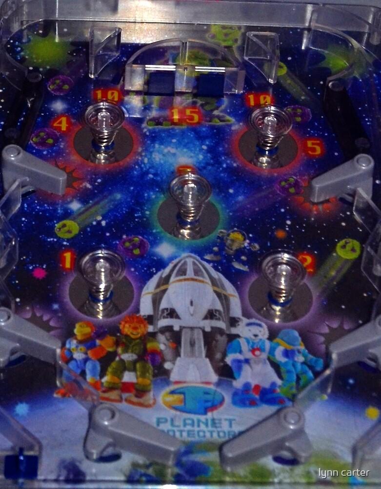Pin Ball Wizard by lynn carter