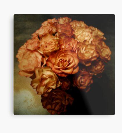 Roses for my love Metal Print