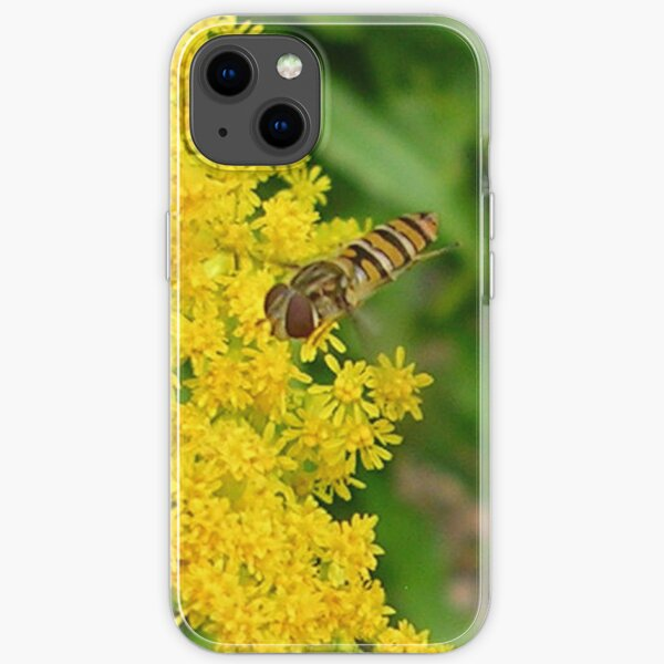 Hoverfly iPhone Soft Case