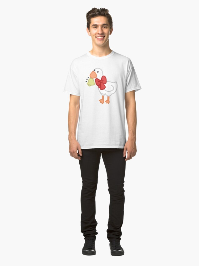 Alternate view of Untitled Goose Shirt Classic T-Shirt
