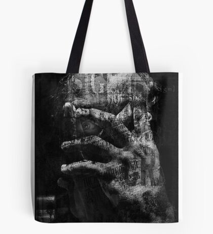 In The Cage Tote Bag