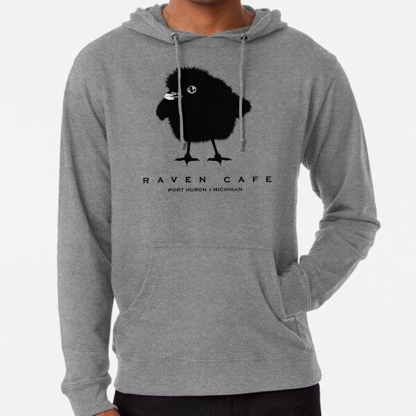 "Raven ""Chick"" Lightweight Hoodie"