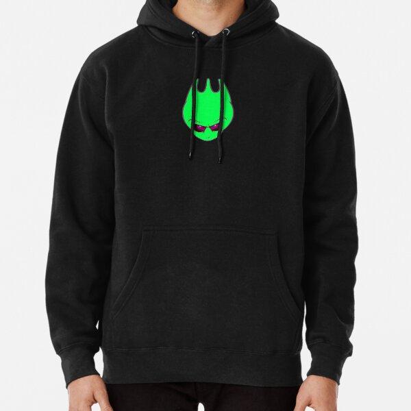 Super Alien Neon Sporky Pullover Hoodie