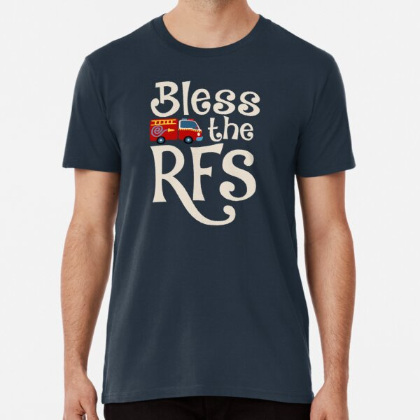 Bless the RFS - cream Premium T-Shirt
