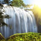 Elephant waterfall by MotHaiBaPhoto Dmitry & Olga