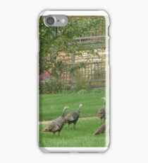 Dinner Guests iPhone Case/Skin
