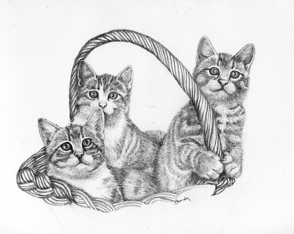 Kitten Mischief by BrandyHouse