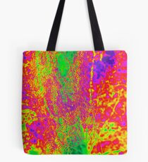 Look, I'm An Abstract Tote Bag