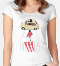 The Gentleman Driver Women's Fitted Scoop T-Shirt