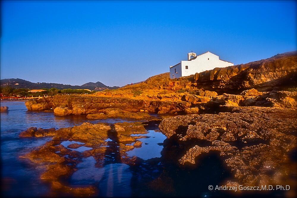 My Seven Wonders of Life . Άγιος Νικόλαος . Zakintos . My love Greece. by Brown Sugar . Views (92) favorited by (1) thanks !!! by © Andrzej Goszcz,M.D. Ph.D