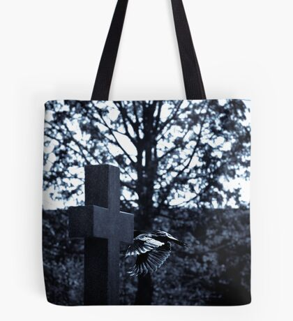 But who is stronger than death? Tote Bag