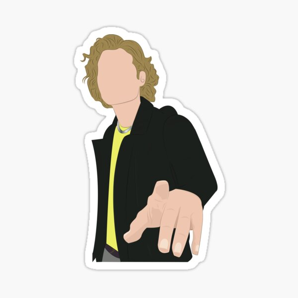 Luke Sticker