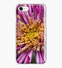 Close up of a flower iPhone Case/Skin