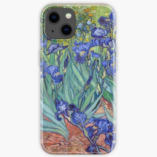 Van Gogh - Irises iPhone Soft Case