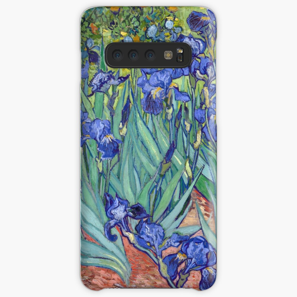 Van Gogh - Irises Case & Skin for Samsung Galaxy