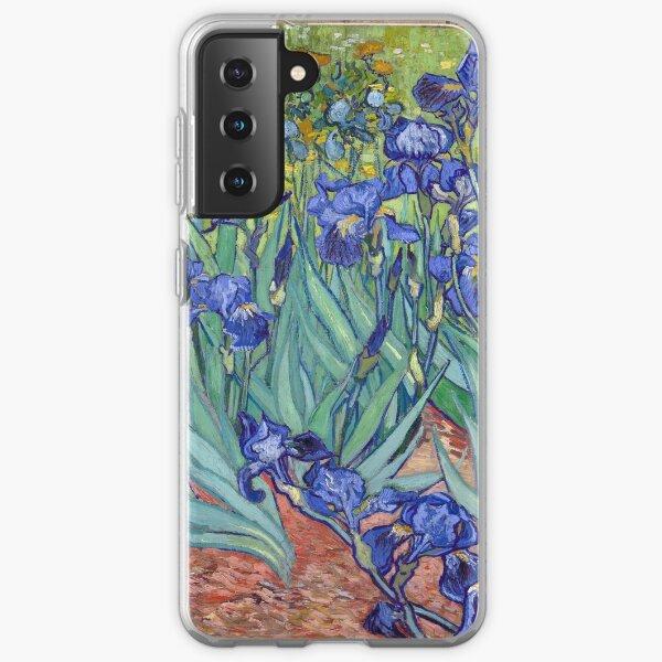 Van Gogh - Irises Samsung Galaxy Soft Case