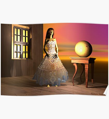 Wooden Doll Poster