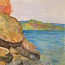 Rocky Point by Lynda Earley