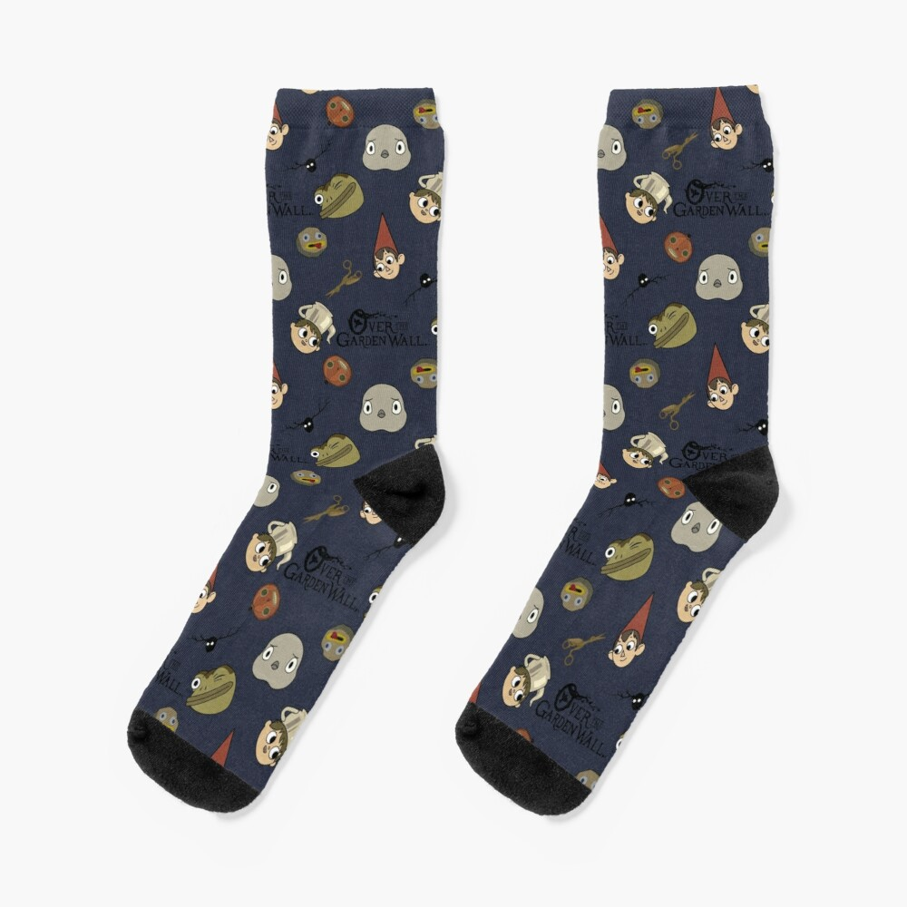 Over the Garden Wall - the remix Socks