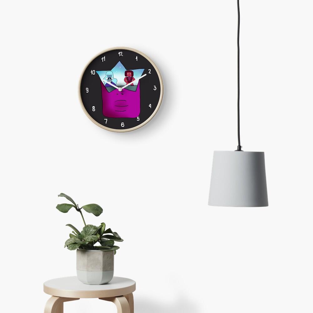Garnet  Steven Universe The Movie Clock