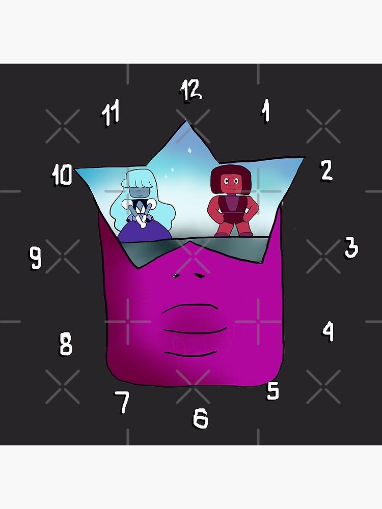 Garnet  Steven Universe The Movie by kestrada2906